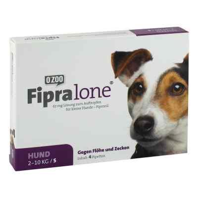 Fipralone 67 mg Lösung zur, zum auftropf.f.kleine Hunde veterinä  bei Apotheke.de bestellen