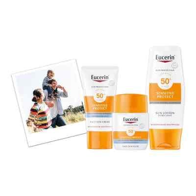 Eucerin Sun Sensitive Protect Face Fluid LSF 50+  bei Apotheke.de bestellen