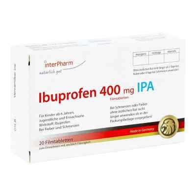 Ibuprofen 400mg von apo-discounter.de  bei Apotheke.de bestellen