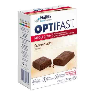 Optifast Riegel Schokolade  bei Apotheke.de bestellen