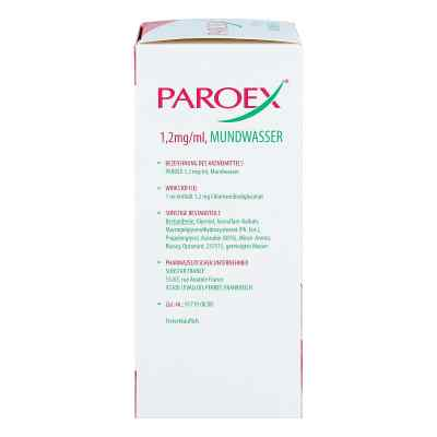PAROEX 1,2mg/ml Mundwasser  bei Apotheke.de bestellen