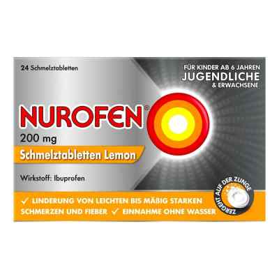 NUROFEN Schmelztabletten Lemon bei Kopfschmerzen  bei Apotheke.de bestellen