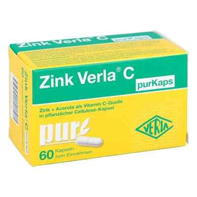 Zink Verla C purKaps  bei Apotheke.de bestellen