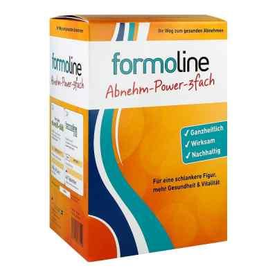 Formoline Abnehm-power-3fach L112+eiweissdiät+buch  bei Apotheke.de bestellen