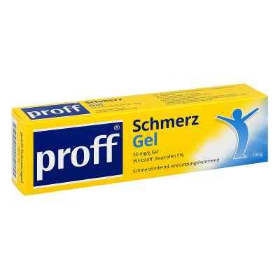 Proff Schmerzgel 50mg/g  bei Apotheke.de bestellen