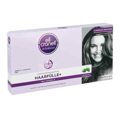 Ell-cranell Haarfülle+ für Frauen Kapseln  bei Apotheke.de bestellen