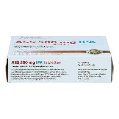 ASS 500mg IPA  bei Apotheke.de bestellen