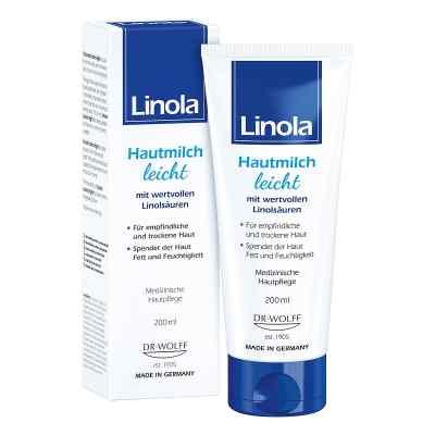 Linola Hautmilch leicht  bei Apotheke.de bestellen