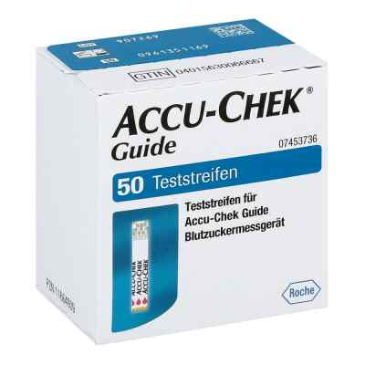 Accu Chek Guide Teststreifen  bei Apotheke.de bestellen