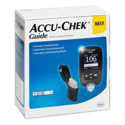 Accu Chek Guide Set mg/dl  bei Apotheke.de bestellen