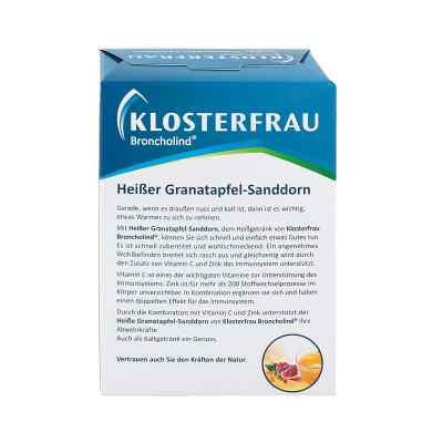 Klosterfrau Broncholind Heisser Granatapfel-sandd.  bei Apotheke.de bestellen