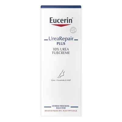 Eucerin Urearepair Plus Fusscreme 10%  bei Apotheke.de bestellen