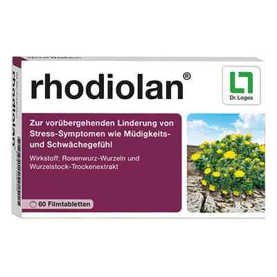 Rhodiolan Filmtabletten  bei Apotheke.de bestellen