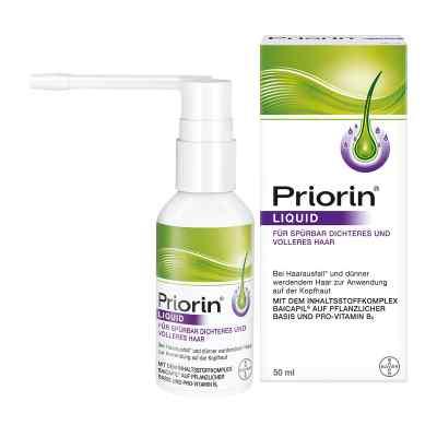 Priorin Liquid Pumplösung bei Haarausfall  bei Apotheke.de bestellen