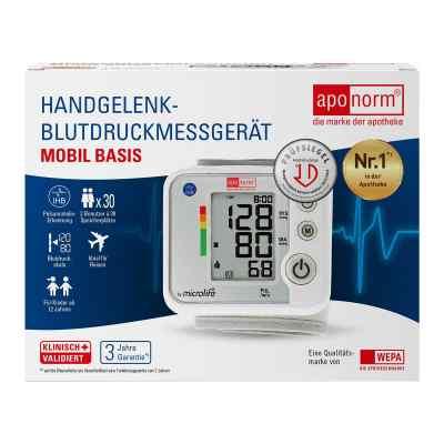 Aponorm Blutdruck Messgerät Mobil Basis Handgelenk  bei Apotheke.de bestellen