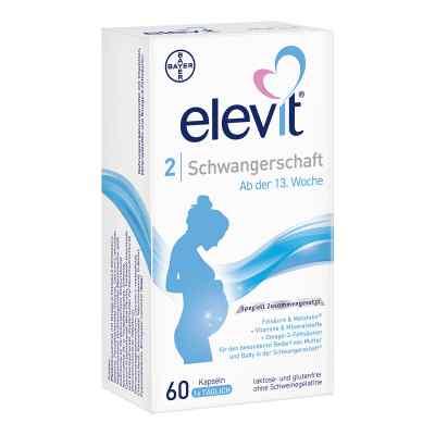 Elevit 2 Schwangerschaft Weichkapseln  bei Apotheke.de bestellen