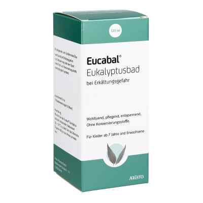 Eucabal Eukalyptusbad  bei Apotheke.de bestellen