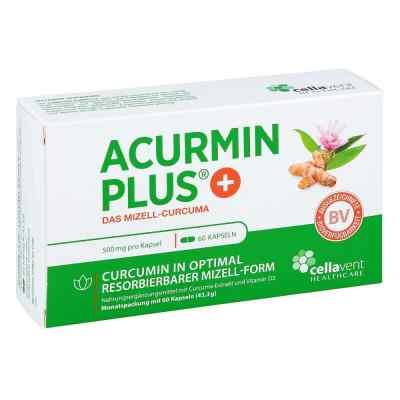 Acurmin Plus Das Mizell-curcuma Weichkapseln  bei Apotheke.de bestellen