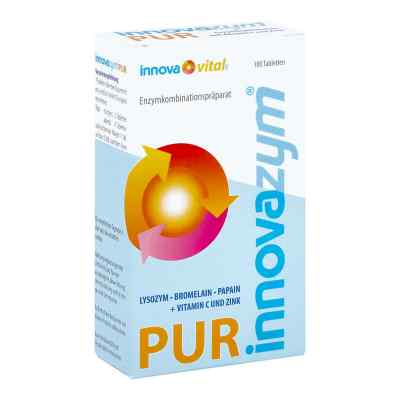 Innovazym pur magensaftresistente Tabletten  bei Apotheke.de bestellen