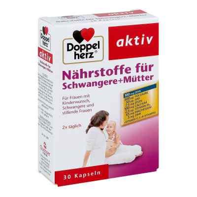 Doppelherz Nährstoffe für Schwangere+mütter Kapsel (n)  bei Apotheke.de bestellen