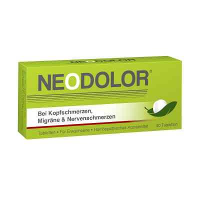 Neodolor Tabletten  bei Apotheke.de bestellen