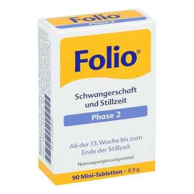 Folio 2 Filmtabletten  bei Apotheke.de bestellen