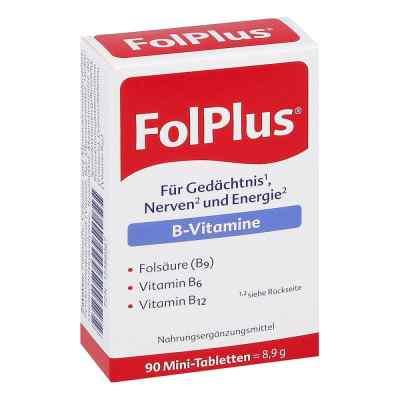 Folplus Filmtabletten  bei Apotheke.de bestellen