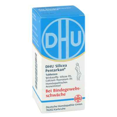 Dhu Silicea Pentarkan für das Bindegewebe Tabletten   bei Apotheke.de bestellen