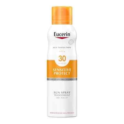 Eucerin Sun Sensitive Protect Spray Transparent Dry Touch LSF 30  bei Apotheke.de bestellen