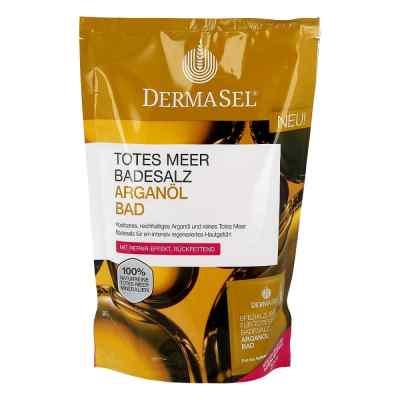 Dermasel Totes Meer Badesalz+arganöl  bei Apotheke.de bestellen