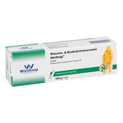 Rheuma- & Muskelschmerzcreme Winthrop  bei Apotheke.de bestellen