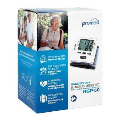 Promed Blutdruckmessgerät Handgelenk Hgp-50  bei Apotheke.de bestellen