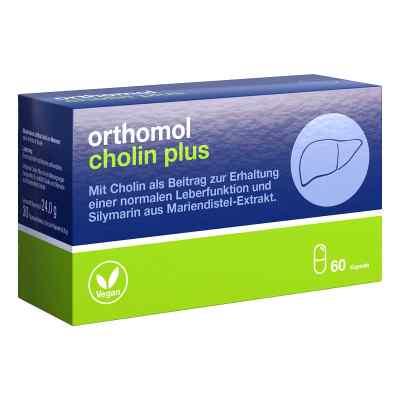 Orthomol Cholin Plus Kapseln  bei Apotheke.de bestellen