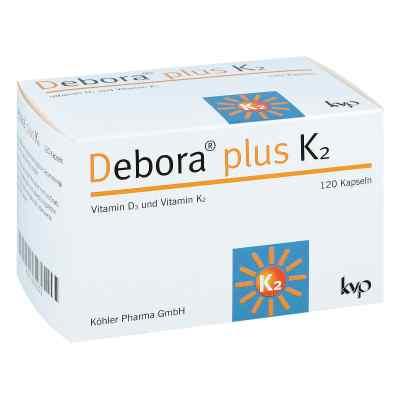 Debora plus K2 Kapseln  bei Apotheke.de bestellen