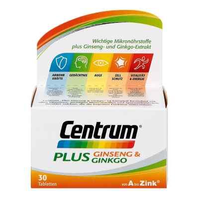 Centrum Plus Ginseng & Ginkgo Tabletten  bei Apotheke.de bestellen