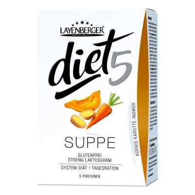 Layenberger diet5 Suppe Kürbis-karotte-ingwer  bei Apotheke.de bestellen