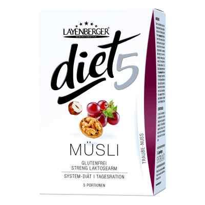 Layenberger diet5 Müsli Traube-nuss  bei Apotheke.de bestellen