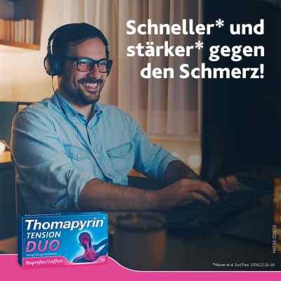 Thomapyrin Tension Duo 400 mg/100 mg Filmtabletten  bei Apotheke.de bestellen