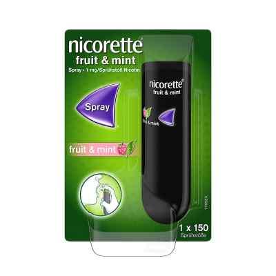 Nicorette Fruit & Mint Spray 1 mg/Sprühstoss  bei Apotheke.de bestellen