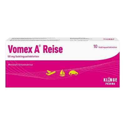 Vomex A Reise 50 mg Sublingualtabletten  bei Apotheke.de bestellen
