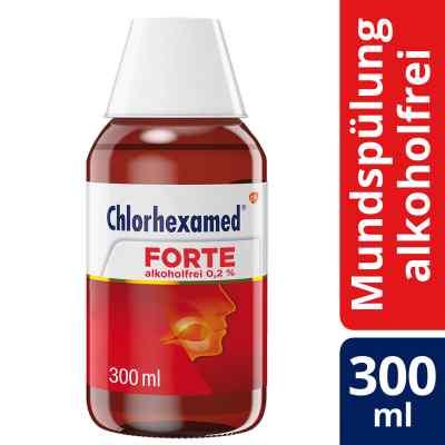 Chlorhexamed Forte alkoholfrei 0,2%, mit Chlorhexidin  bei Apotheke.de bestellen