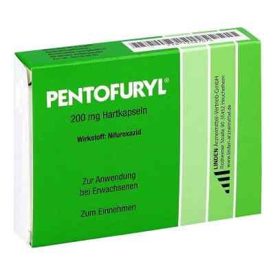 Pentofuryl 200 mg Hartkapseln  bei Apotheke.de bestellen