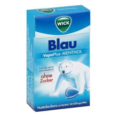 Wick Blau Menthol Bonbons ohne Zucker  Clickbox  bei Apotheke.de bestellen