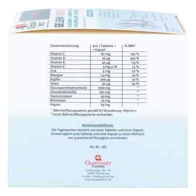 Doppelherz Gelenk 1200 system 60 Kapsel (n) +60 Tabletten   bei Apotheke.de bestellen