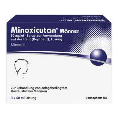 Minoxicutan Männer 50 mg/ml Spray  bei Apotheke.de bestellen