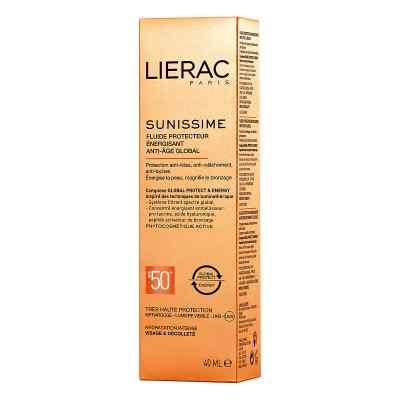 Lierac Sunissime Gesicht Lsf 50+ Creme  bei Apotheke.de bestellen