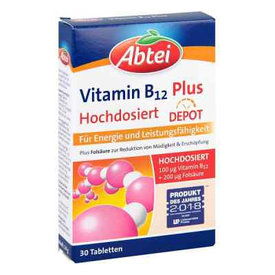 Abtei Vitamin B12+folsäure Tabletten  bei Apotheke.de bestellen