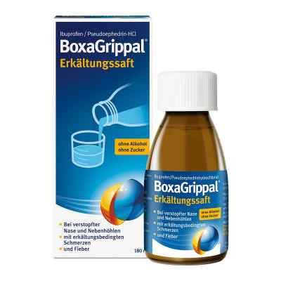 Boxagrippal Erkältungssaft  bei Apotheke.de bestellen