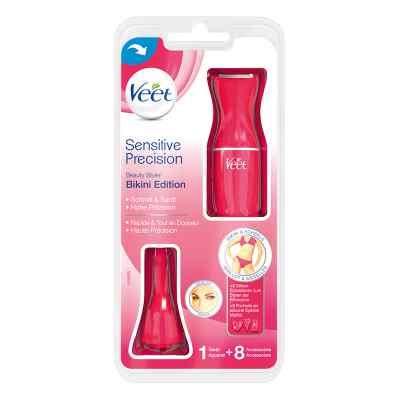 Veet Sensitive Precision Haartrimmer Rasierer pink  bei Apotheke.de bestellen