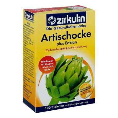 Zirkulin Artischocke plus Enzian Tabletten  bei Apotheke.de bestellen